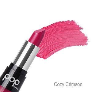 POP beauty matte velvet lipstix